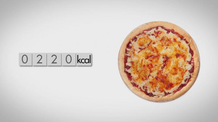 pizzo kalorie