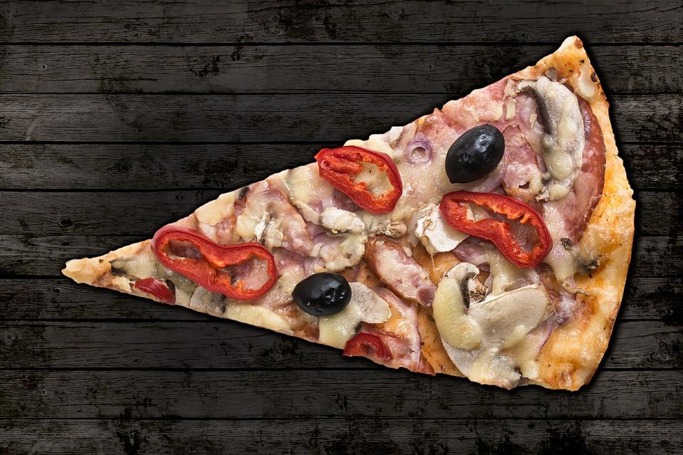 rekordy dotyczace pizzy