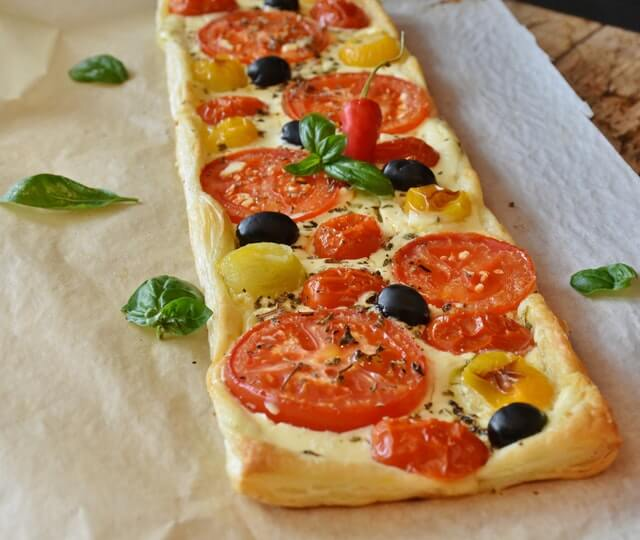 pizza kwadrat